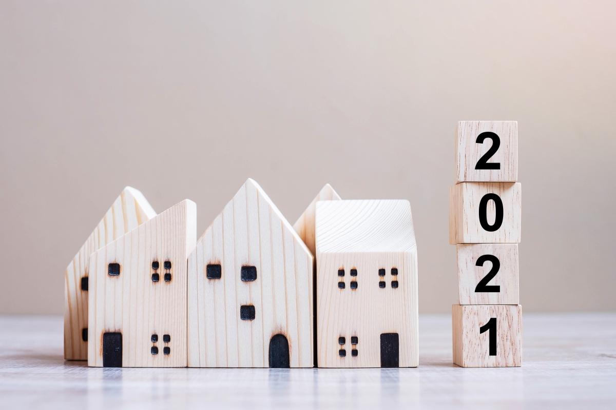 Real estate θέματα το 2021